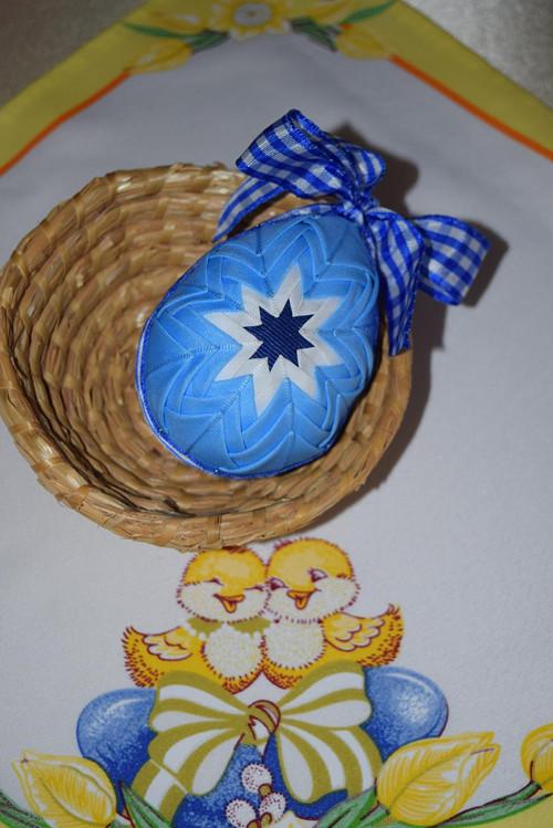 Velikonoce s modrým vajíčkem