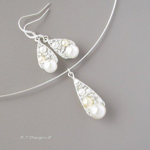 Svatební náhrdelník...