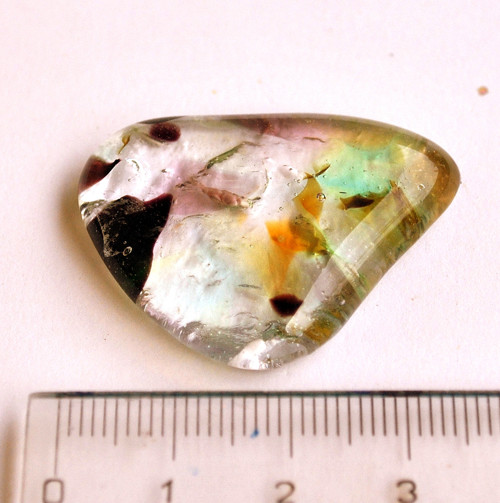 Kámen skleněný 25D