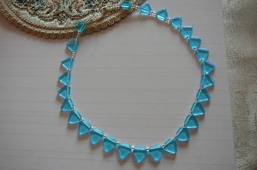 Modrý máhrdelník