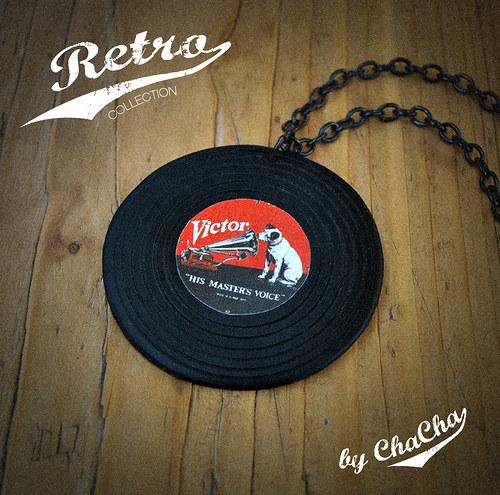 Řetízek - gramofonová deska