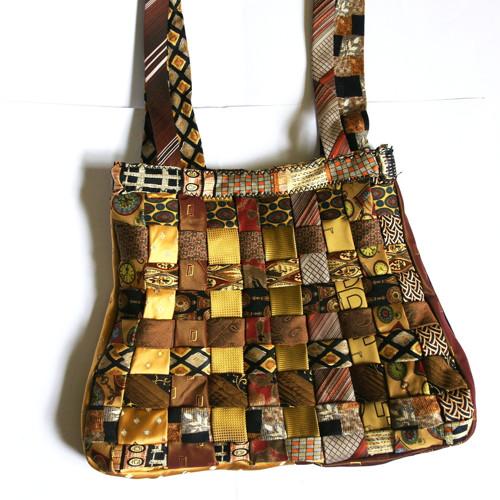 Džínovka - kravatová velká II.