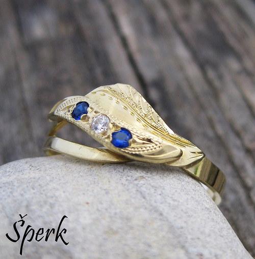 Zlatý prsten...