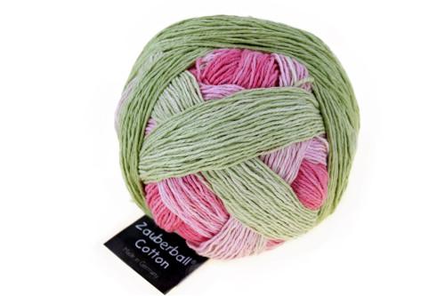 Zauberball® Cotton - Rosige Zeiten 2340, 420 m/100