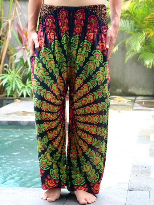 Bali kalhoty Mandala Duablas