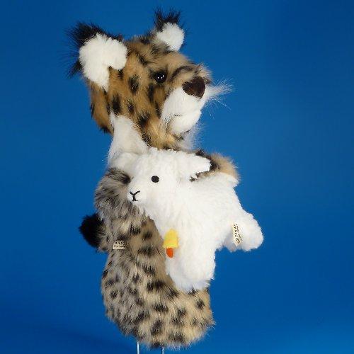 Rys ostrovid - autorská hračka