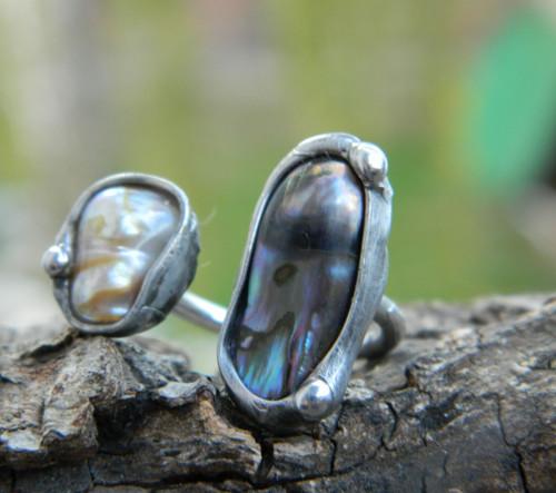 2x biwa /říční perla/