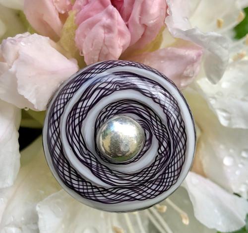 prsten Chantilly Spiraly