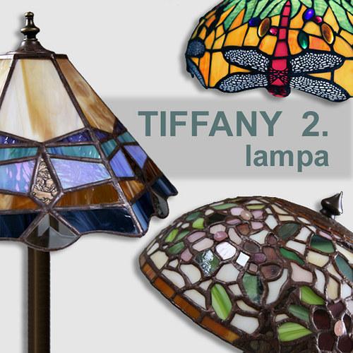 Kurz TIFFANY LAMPA, Praha 9 - INDIVIDUÁL