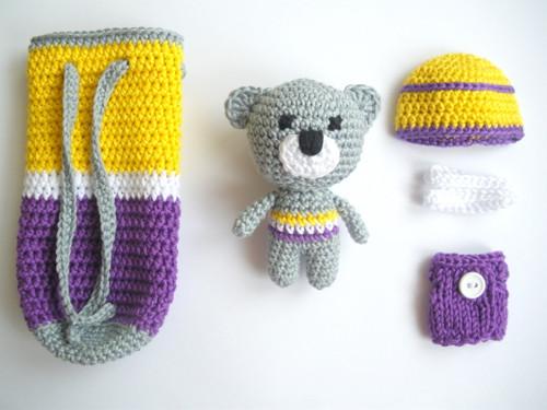 Medvídek na cestu- Prokop