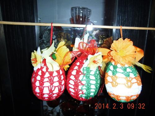 velikonoční vejce 1.