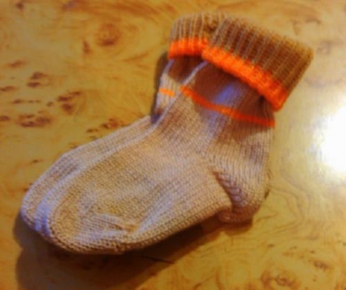 dětské ponožky na nožky