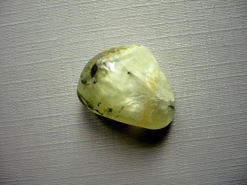 Troml. kámen – prehnit s epidotem 21 mm, č.63