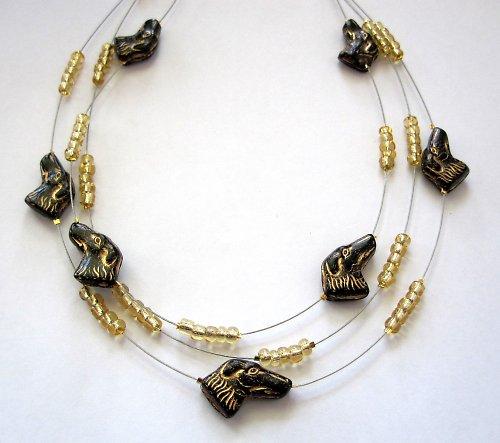 Psí náhrdelník - SLEVA, původí cena 145 Kč