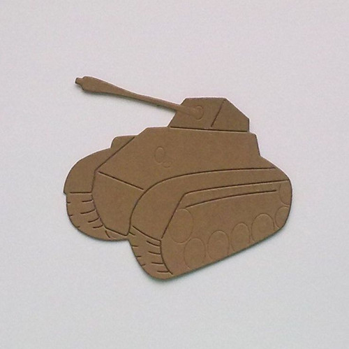 Výsek - Tank