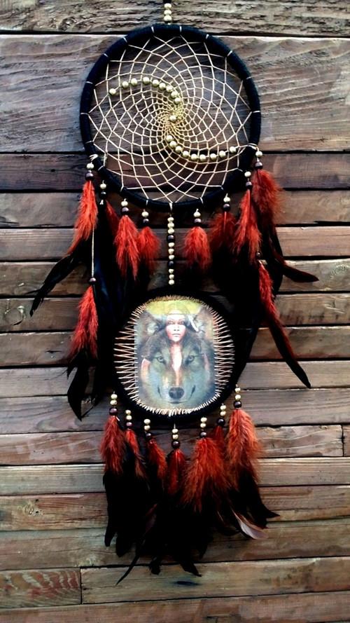 Lapač snů Indianka - opäť v  ponuke :)