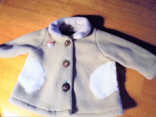 Kabátek 45-50 cm