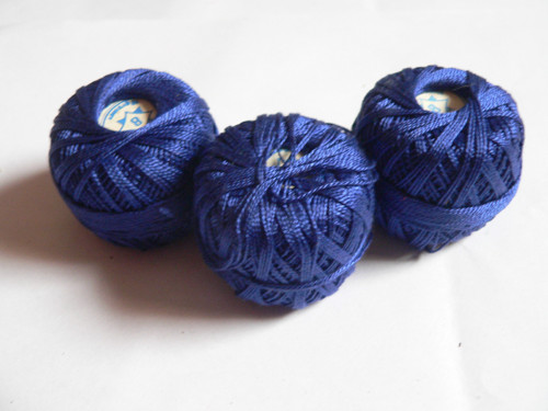 Perlovka modrá