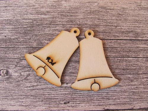 Vyřezávaný zvoneček