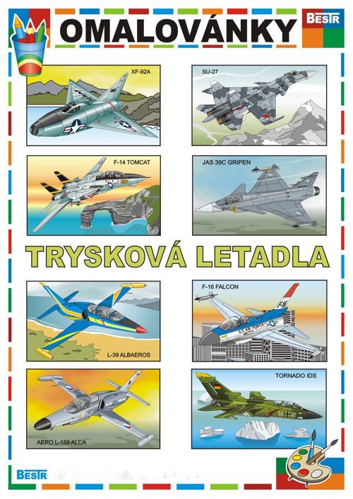 Trysková letadla