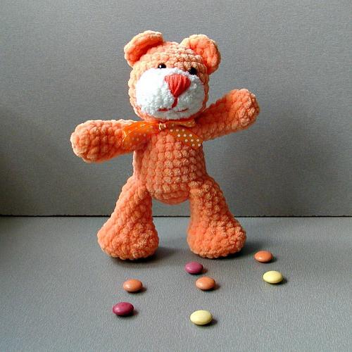 Medvědička pomerančová