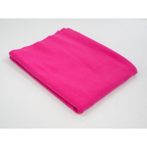 Metráž   - teplákovina tmavě růžová