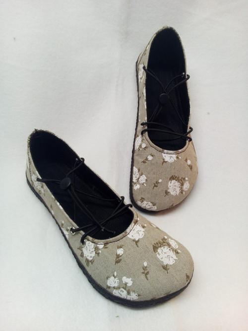 Barefoot balerínky