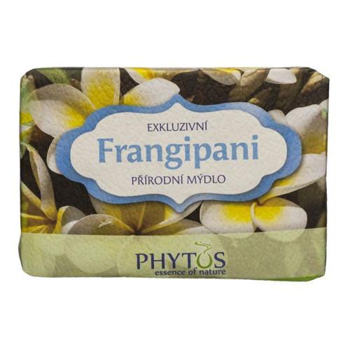 Frangipani - exkluzivní přírodní mýdlo 120 g