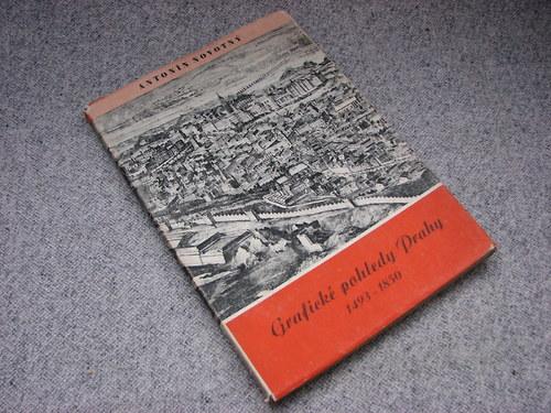 Grafické pohledy Prahy, A. Novotný, 1945