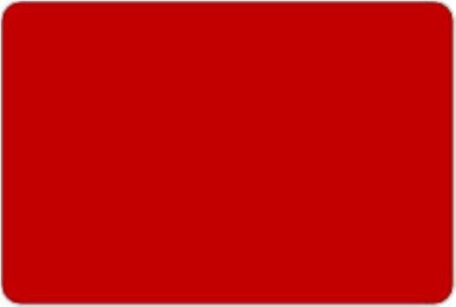 Plsť tm.červená 1mm