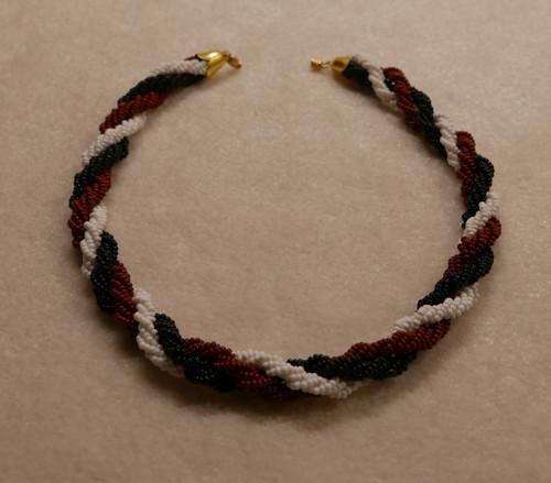 Rokajlový náhrdelník 4