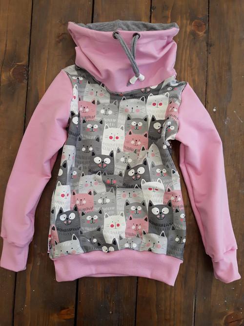 Origo miky- miky rostoucí....pink kotě...