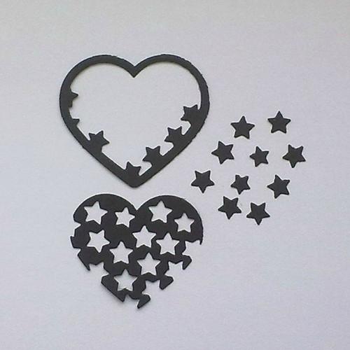 Výsek - Srdce plné hvězd