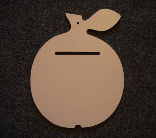 Jablko na decoupage