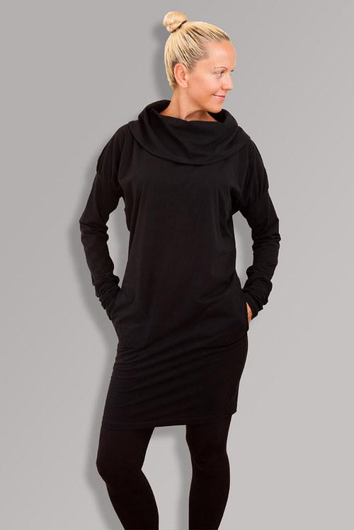 FRANCOISE BLACK DRESS