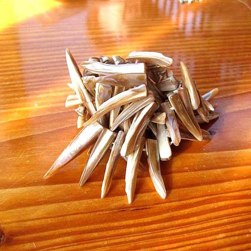 Perleťový Zub - 2ks - Zlomky