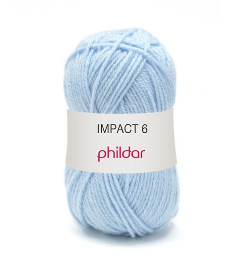 VÝPRODEJ Příze Phildar Impact 6 odstín Horizon