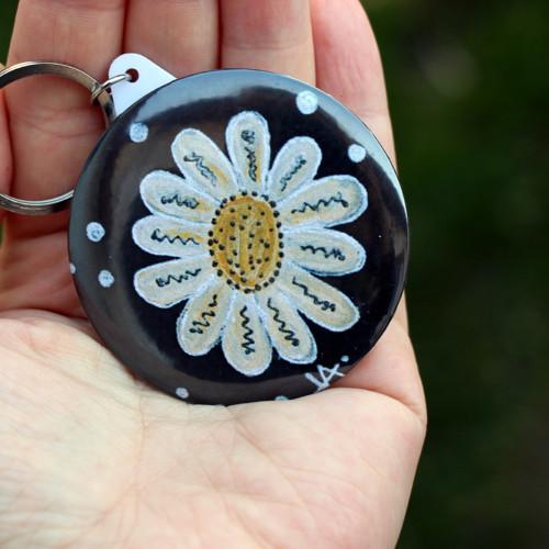 Originální zrcátko na klíče NOVINKA