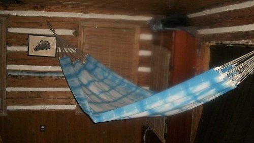 Hamaka,houpací síť
