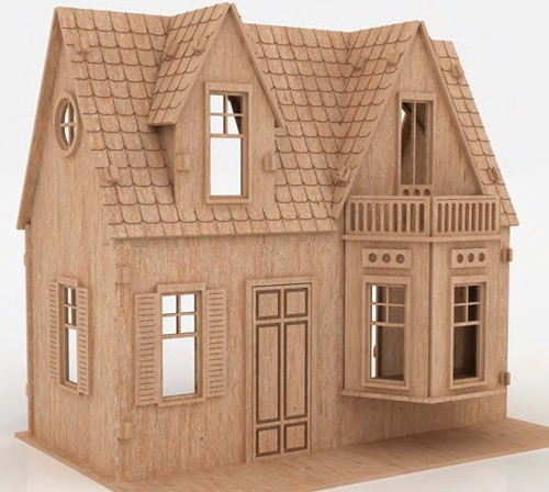 Domeček pro panenky Shirley Temple