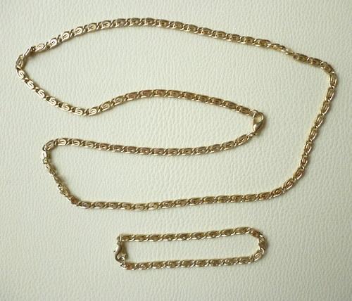 řetěz + náramek