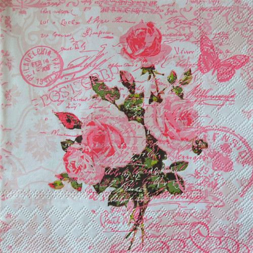 Růže vintage III.