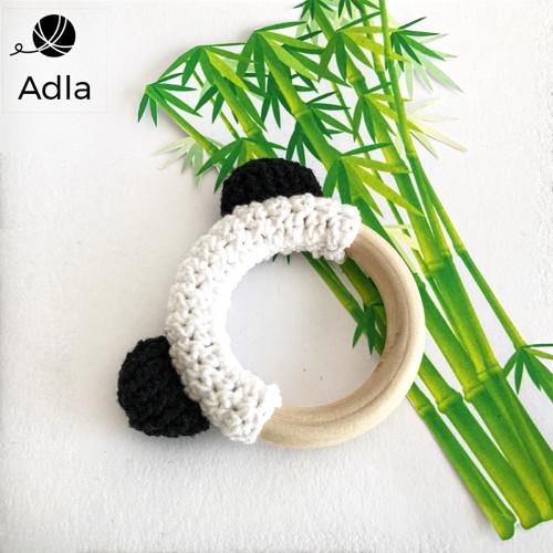 Kousátko - panda