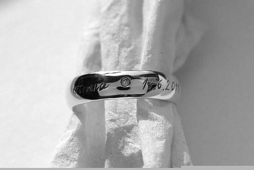 snubní prsteny M21