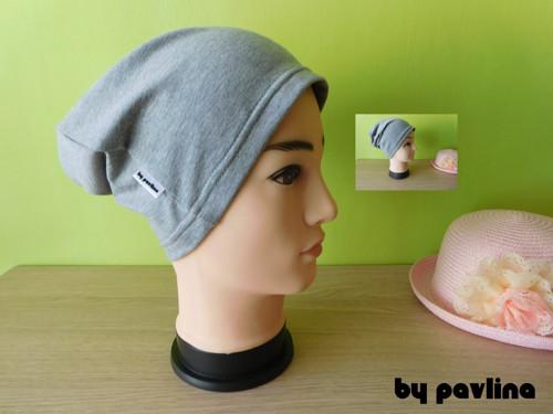 Cool čepice Uni - Šedý melír