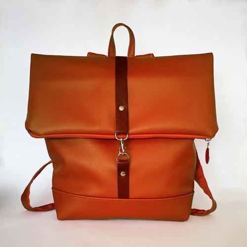 Batoh (roll-backpack hnedý)