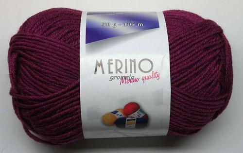 Merino 14802 (cyklamen)