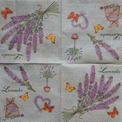 Malý- Lavender M 193