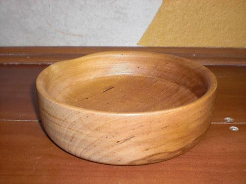 miska z břízy 2