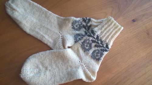 Ponožky vel.39 pro turisty a horolezce